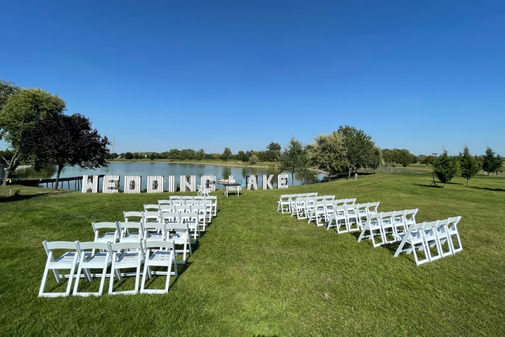 wedding lake main