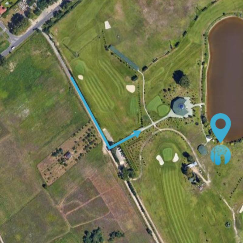 wedding lake map mobile
